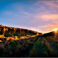 Осеннее закатное :: galina tihonova