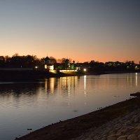 Река Великая. Мирожский монастырь. :: Светлана Агапова