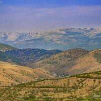 Крымские горы :: Анна Кокарева