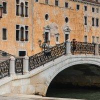 Один на мосту :: Ирина Falcone