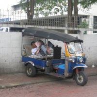 Таиланд. Жители Бангкока. :: Phinikia