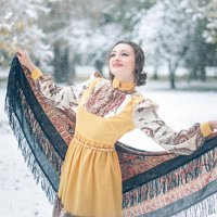 Дарьюшка :: Татьяна Фирсова