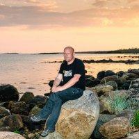 На берегу Белого моря. :: Николай