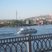 корабли... уходят чтоб вернуться! :: Tatyana Kuchina