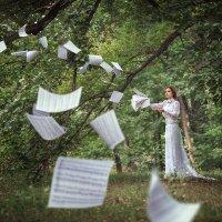 Звуки музыки :: Татьяна Макарова