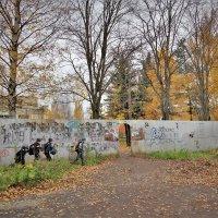 Стена 1 :: Валерий Талашов