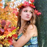 Осень :: Марина Алексеева
