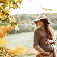 Время, когда женщина особенно прекрасна :: Мария Кутуева