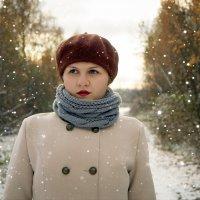 Первый снег :: Светлана Деева