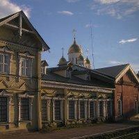 вокзал :: Татьяна Гузева