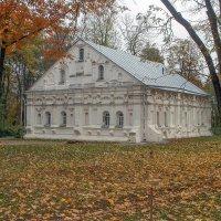 Дом полковой канцелярии в Чернигове :: Сергей Тарабара