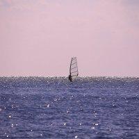Море, море - мир бездонный :: Татьяна Ломтева
