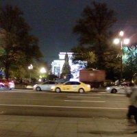 Невский проспект вечером. ( г.Санкт-Петербург). :: Светлана Калмыкова