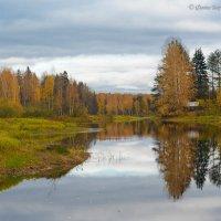 Осень) :: Борис Устюжанин
