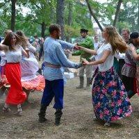 Танец. :: Наталья