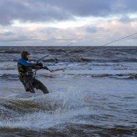 Северодвинск. Белое море. Сегодня штормит (1) :: Владимир Шибинский