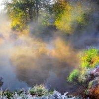 Туманные рассветы октября...2.. :: Андрей Войцехов