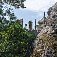 Дворцовые башни :: Андрей Щетинин