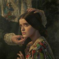 Прикосновение :: Надежда Шибина