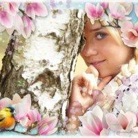 Берёза белая, подруга... :: Michelen