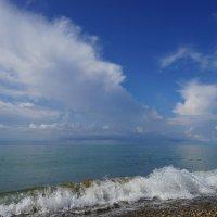 Парящие облака. :: kvstu