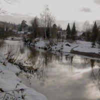 Уж небо осенью дышало... :: Нина северянка