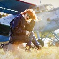 Небо, солнце, самолёт... :: Александр ***