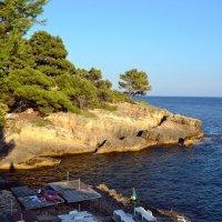 Мини-пляж :: Ольга