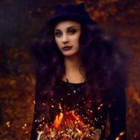 ведьмочка :: Nikki Lashkevich