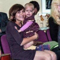 Счастливая мама :: Viktor Heronin