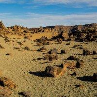 Марсианский пейзаж :: Дмитрий Чулков
