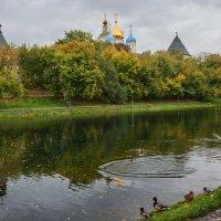 Новоспасский Монастырь :: Сергей Рычков