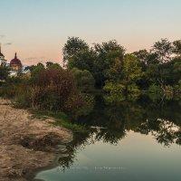 Пруд в Староживотинном :: Roman Dergunov