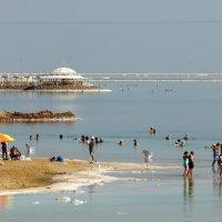 берег Мёртвого моря - Содомского моря :: vasya-starik Старик