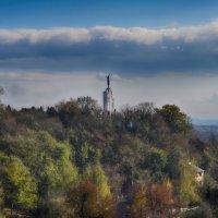 вид на покровскую гору, Брянск :: Алексей Клименко