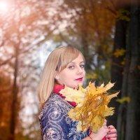 краски осени... :: Юлия Коноваленко (Останина)