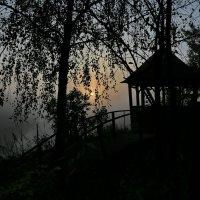 Утро на даче. :: Пётр Сесекин