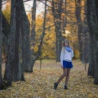 Вся осень в один день :: Женя Рыжов