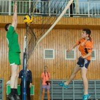 Соревнования по волейболу 1 :: Людмила Мозер