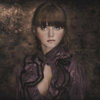 Портрет девушки... :: Роман Шафовал