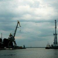 Порт. Балтийск. :: Надежда