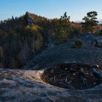 И на камнях растут деревья :: Вадим Кудинов