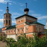 Вяземский Иоанно-Предтеченский монастырь :: Олег Козлов