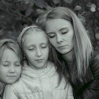 мама и дочки :: Аnastasiya levandovskaya