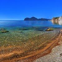 ...ждет тебя море, синее море... :: viton