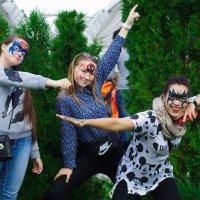 Новая эра супергероев :: Виктория Мацук