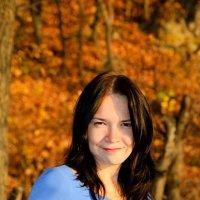 Осенний портрет в парке :: Александр Сошников