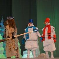 на спектакле :: Ольга Русакова