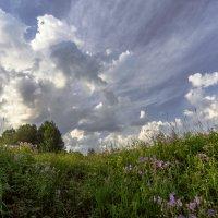 Земля и небо :: Валентин Котляров