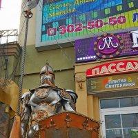Под надежной охраной :: Vladimir Semenchukov